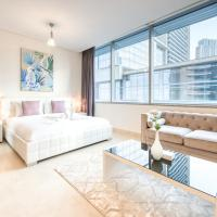 Studio Apartment in Sky Gardens, DIFC by Deluxe Holiday Homes