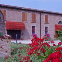 Il Frattiero B&B, отель в городе Voghenza