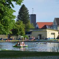 Camping Schloss Burgau, Hotel in Burgau