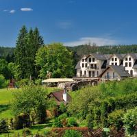 Hotel Javor, hotel v Adršpachu
