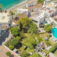 Resort con piscina privada en Calle Carabeo