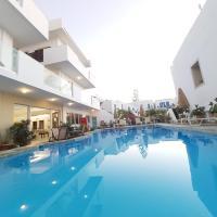 Kasteli Studios & Apartments, hotel in Panormos Rethymno
