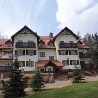 Apartament Poręba, dwupoziomowy, 8-osobowy