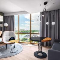Radisson Blu Hotel Rostov-on-Don, отель в Ростове-на-Дону