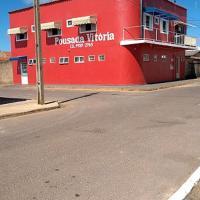 Hotel Vitoria, отель в городе Serra do Salitre