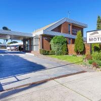 Burwood East Motel, hotel em Burwood