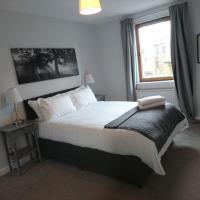 Prestwick Central Apartment, hotel near Glasgow Prestwick Airport - PIK, Prestwick