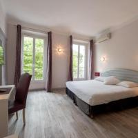 Hotel Les Palmiers, hotel in Sainte-Maxime