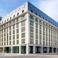 Holiday Inn Express - Berlin - Alexanderplatz, ξενοδοχείο στο Βερολίνο