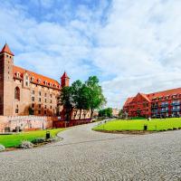 Hotel Zamek Gniew – hotel w Gniewie
