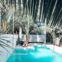 Posada Lamar Tulum Beachfront and Pool