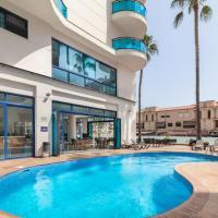 Hotel Cibeles Playa, отель в Гандии