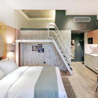room2 Southampton Hometel, hotel in Southampton