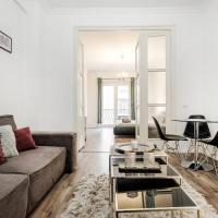 Splendid apartment at Gozsdu Courtyard