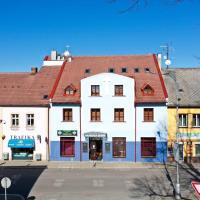 Hotel Panský dům, Hotel in Adlerkosteletz