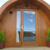 Loch Cromore Holiday Pods