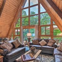 Secluded Gaylord Chalet with Hot Tub - Near Golf!