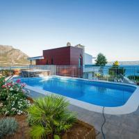 Villa Sara with Sea View and Private Heated Pool