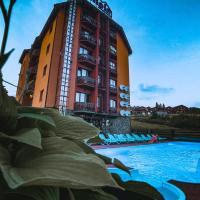 Alpin Hotel, hotel in Bukovel