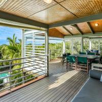 Private Tropical Oasis, Marcus Beach, hotel em Marcus Beach