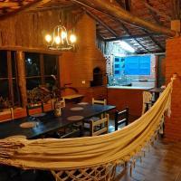 Recanto do Luar, hotel in Pinhalzinho