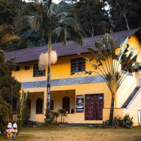 Pousada Recanto da Mata ES, hotel in Marechal Floriano