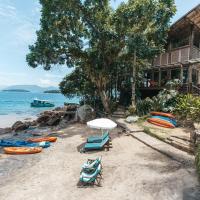 Paraíso Azul Retiro, hotel en Praia de Araçatiba