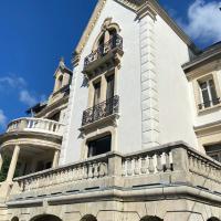 Villa de Gaulle, hotel in Plombières-les-Bains