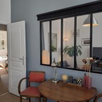 Appartement cosy et lumineux 1 à 3 personnes