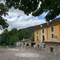 Casale Alberico, hotel in Caramanico Terme