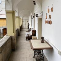 Apartmán na zámku, hotel v České Kamenici