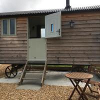 40 Bernisdale - Shepherds Hut