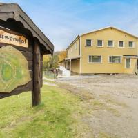 Feriehus i Susendal, ved Børgefjell Nasjonalpark