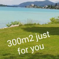 Cosy Lake cottage, 300m2 lake area just for you !, Hotel in Maria Wörth