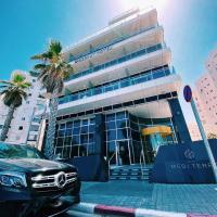 AZIMUT Отель Меди Терре Нетания, отель в Нетании