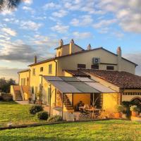 Villa Borgeri, hotell i Castagneto Carducci