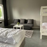 De la Gardie Park Vandrarhem Hostel, hotel in Lidköping
