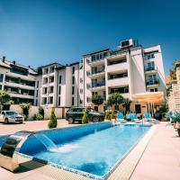 Hotel Auris, отель в Сегеде