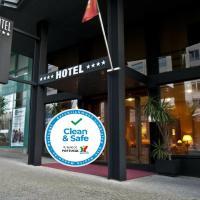 Hotel Central Parque, hotel em Maia