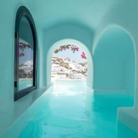 Chelidonia Luxury Suites, hotel in Oia