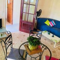 Appartement F2 spacieux Haut de Villa Arawacks Fort de France Proche de toutes commodités