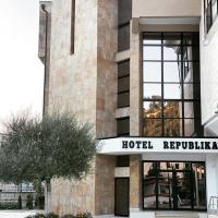 Hotel Republika Berat