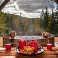 Le Kanawata - Les Chalets Spa Canada