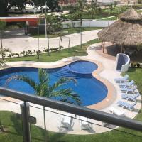 Penthouse en Manzanillo, Tres Recamaras, Terraza y Alberca