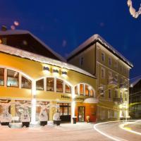 Wohlfühlhotel Curuna, hotel in Scuol