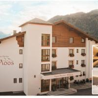 Apart Pension Moos, hotel in Serfaus