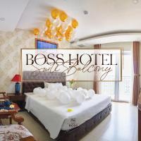 Boss Hotel, отель в Нячанге