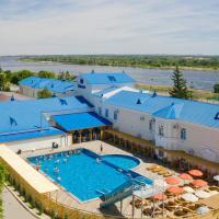 Hotel Volga Volga , отель в Волгограде