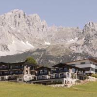 GOING TRIPLE A apartments EAST, hotel in Going am Wilden Kaiser
