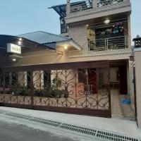 Villa HOKI, hotel di Tawangmangu